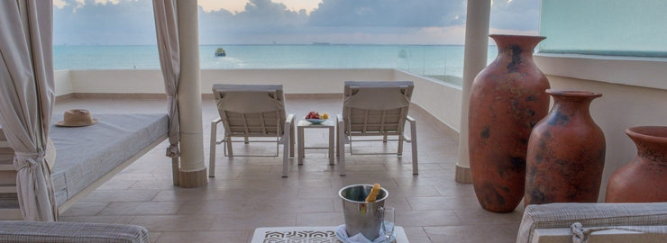Wow privilege with private rooftop pool privilege aluxes hotel isla mujeres