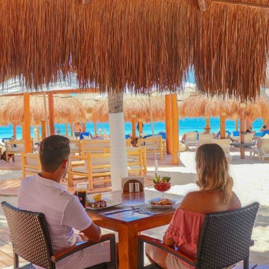 All-inclusive services privilege aluxes hotel isla mujeres