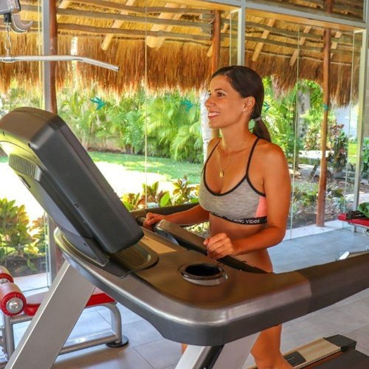 Gym privilege aluxes hotel isla mujeres