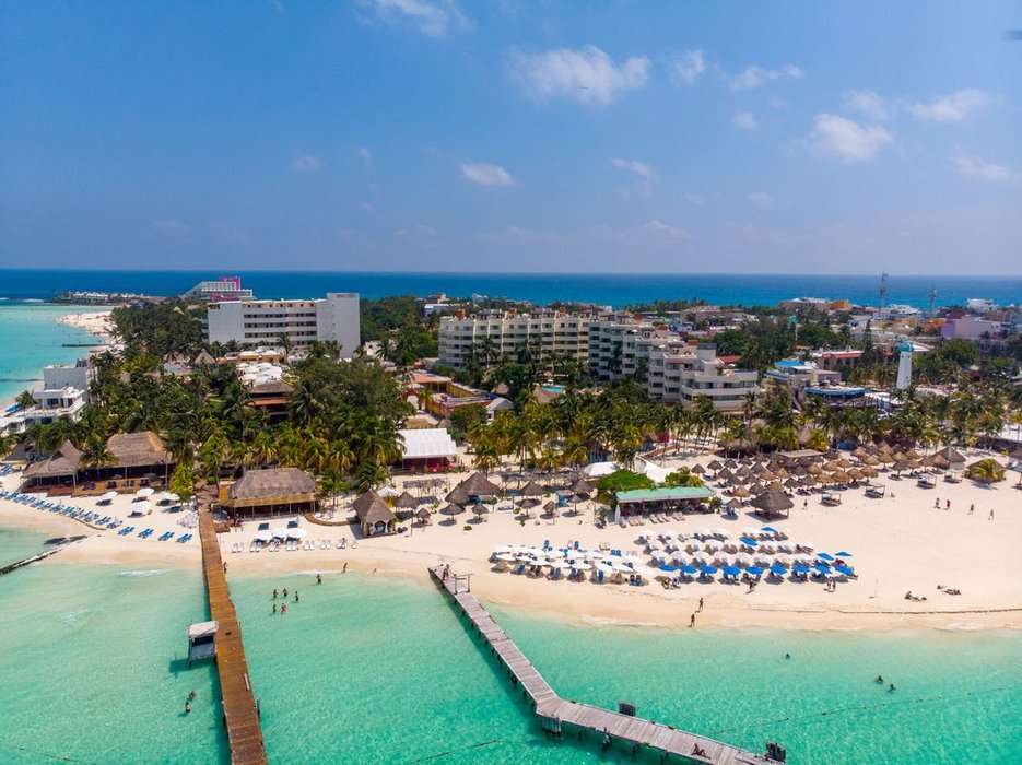 Panoramic view privilege aluxes hotel isla mujeres