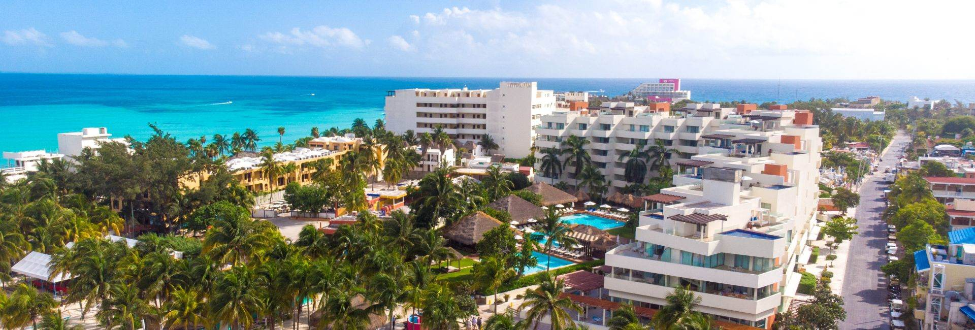 Privilege Aluxes - Isla Mujeres - Panoramic View