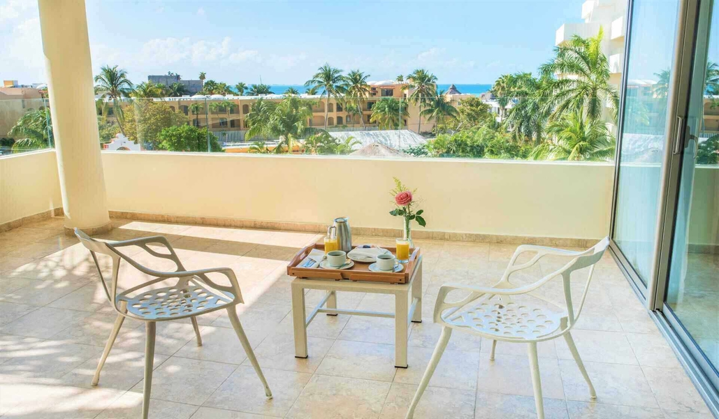Superior aluxes with whirlpool bath privilege aluxes hotel isla mujeres