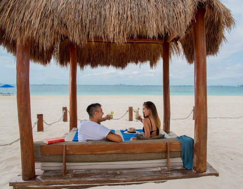 Playa norte beach club privilege aluxes hotel isla mujeres